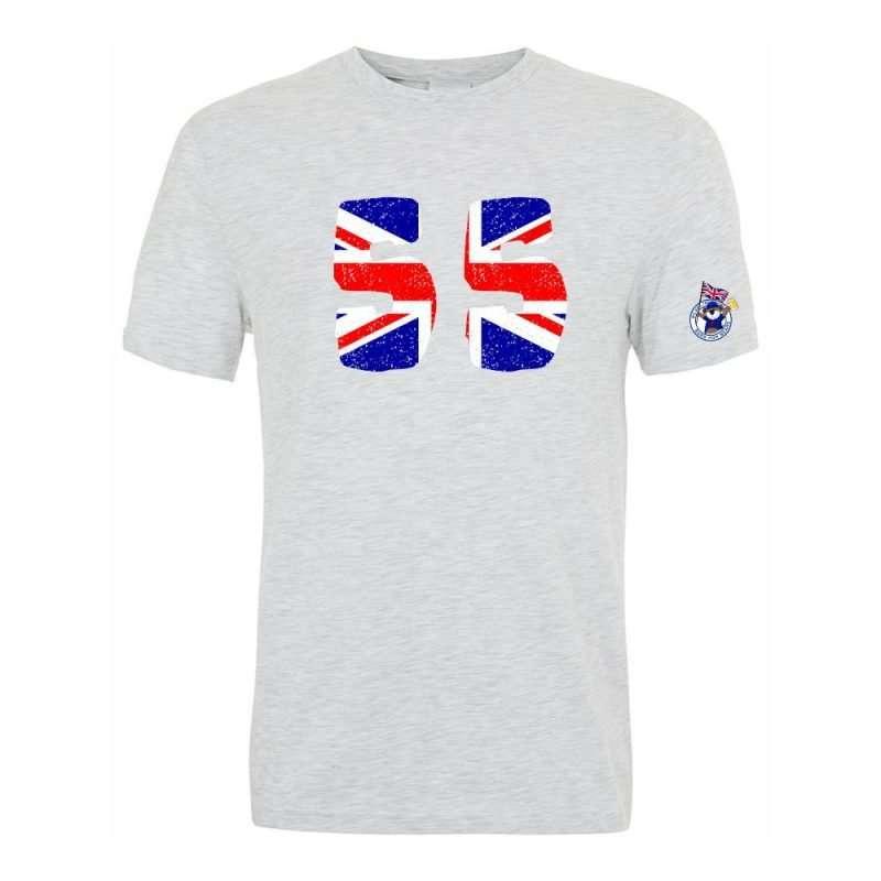 55 Flag T-shirt