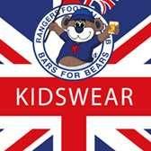 Bars for Bears Kidswear