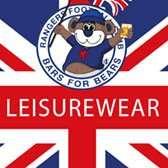 bars for Bears Leisurewear