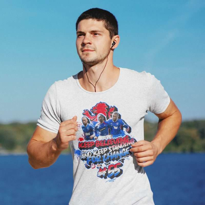 Marvin Graffiti 55 T-shirt