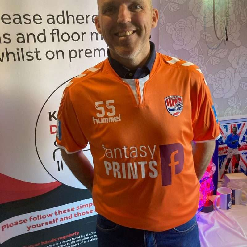 Bars for Bears Legends Replica Kit Adults